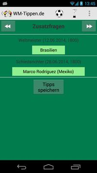 Football Tipping World Cup apk screenshot