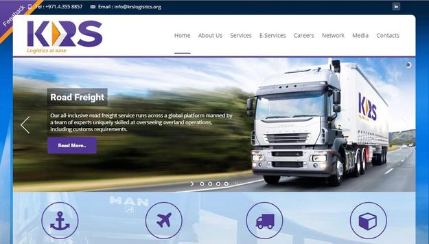 KRS Logistics apk screenshot