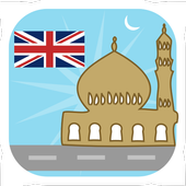 United Kingdom Prayer Timings icon