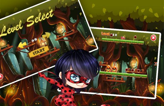 Ladybug The Hero Chibi apk screenshot