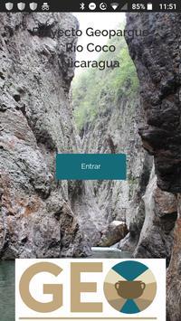 Geoparque Somoto poster