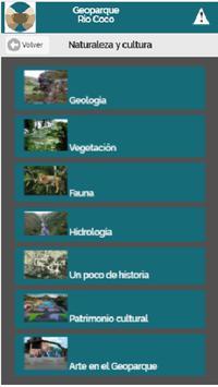 Geoparque Somoto screenshot 2
