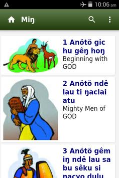 Bukawa Bible Story poster