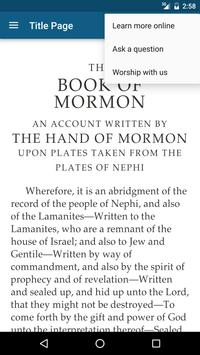 The Book of Mormon screenshot 4