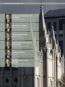 LDS Ensign apk screenshot