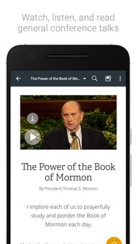 Gospel Library apk screenshot