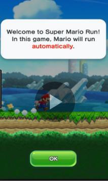 Leguide Super Mario Run poster
