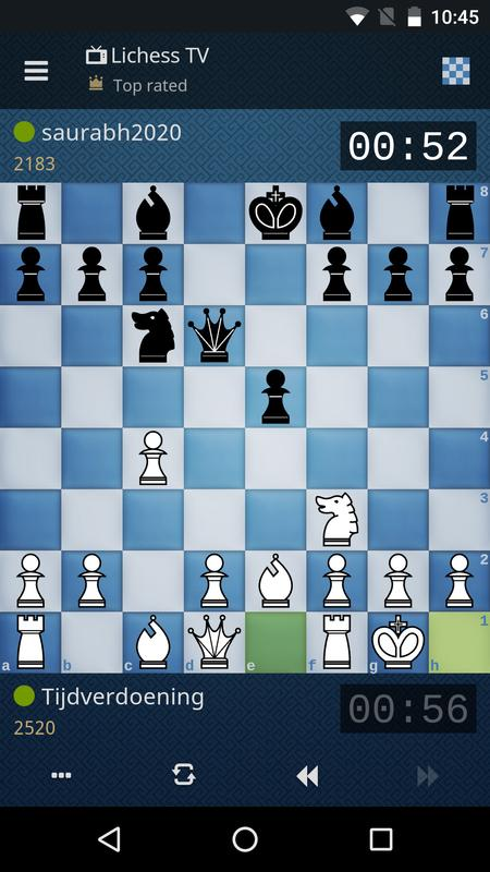 lichess • Free Online Chess APK Download - Free Board GAME for Android  APKPure.com