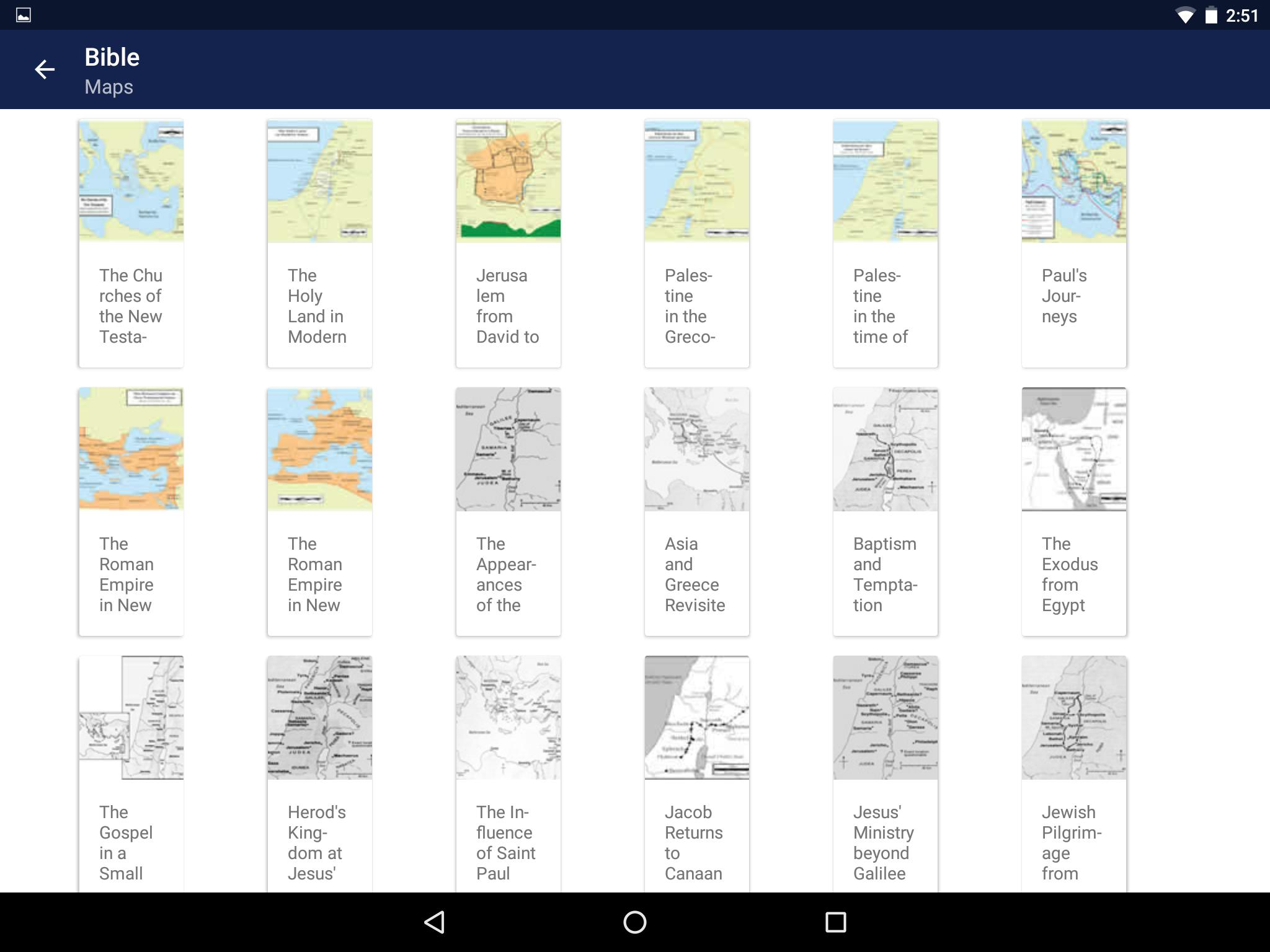Catholic Study Bible App for Android - APK Download