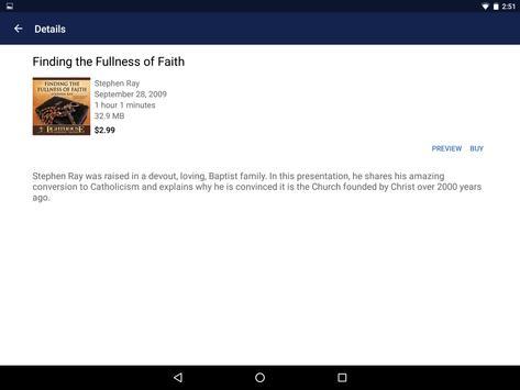 Catholic Study Bible App screenshot 14