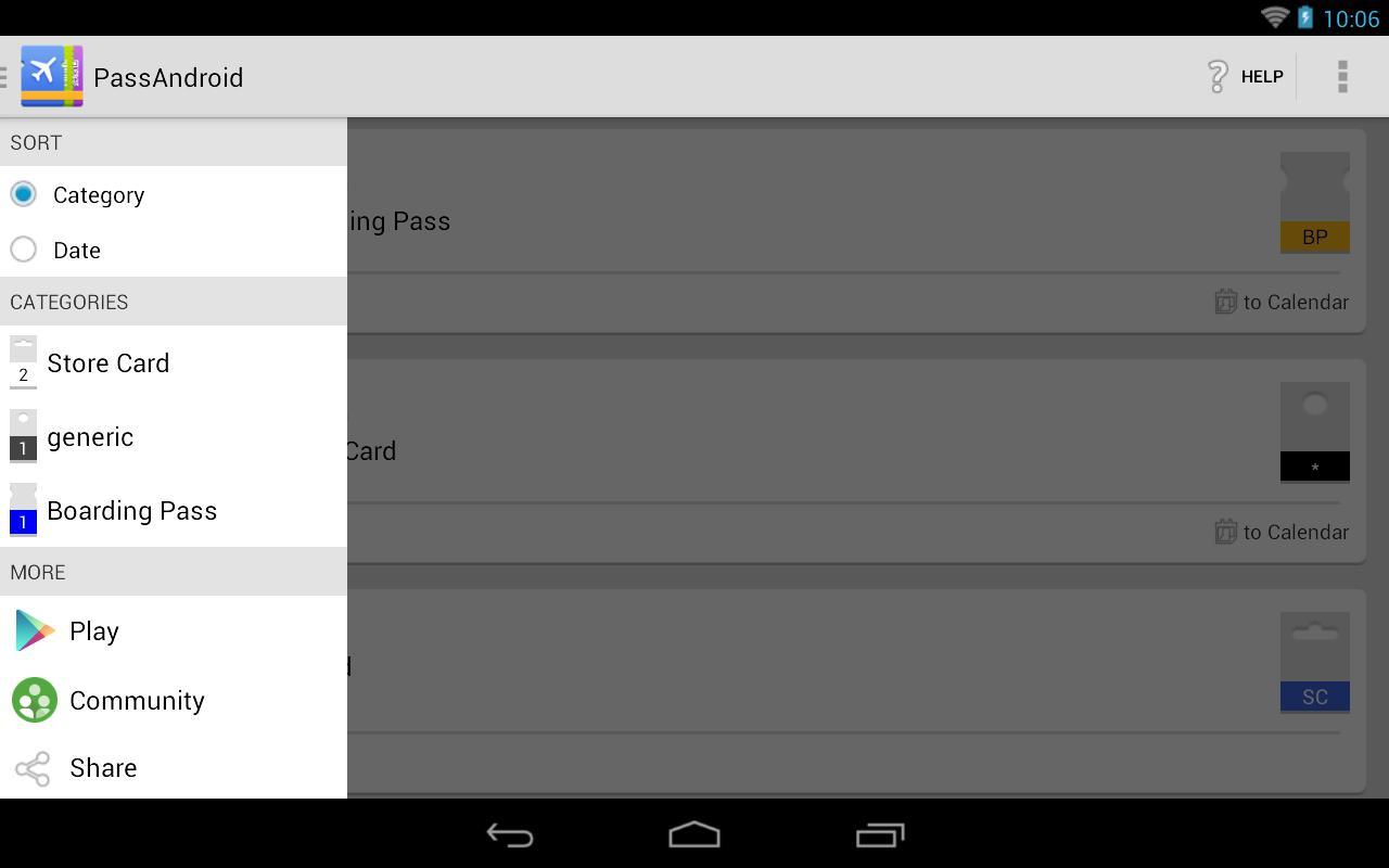PassAndroid Passbook viewer APK Download - Free Travel ...