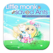 Little Monk Saved Ants icon