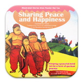 Sharing Peace And Happiness icon