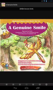 A Genuine Smile apk screenshot