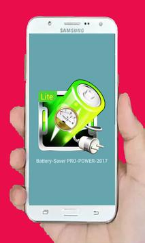 Battery-Saver-2017 NEW poster