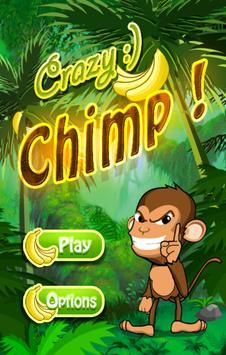 Crazy Chimp poster