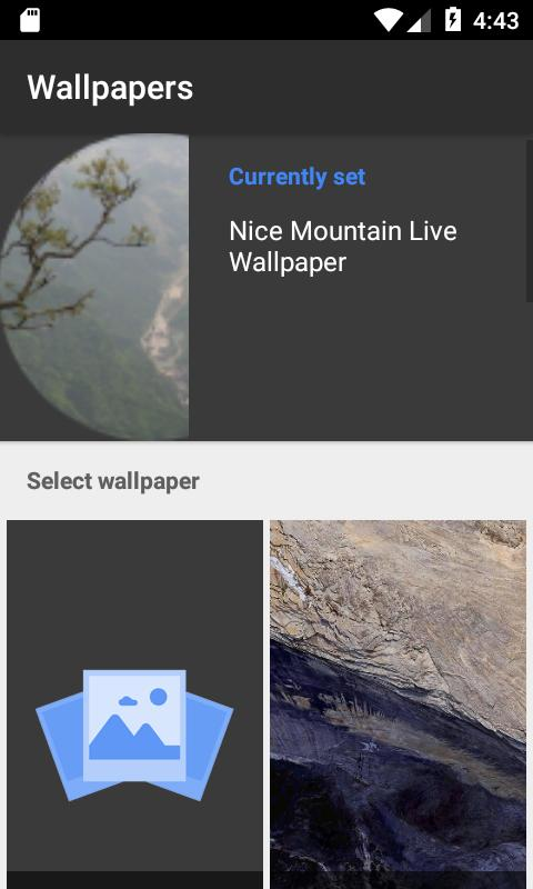 Nice Mountain Live Wallpaper For Android Apk Download