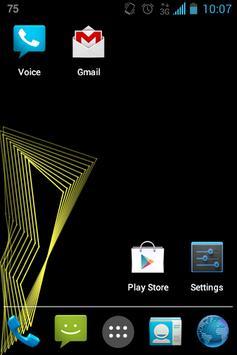 Moving Polygons Live Wallpaper apk screenshot