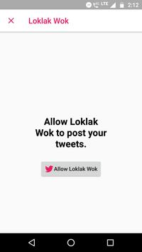 Loklak Wok apk screenshot