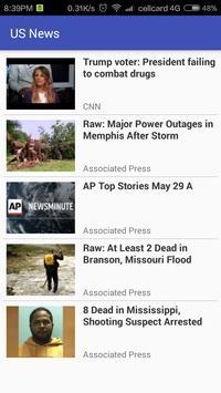 US News apk screenshot