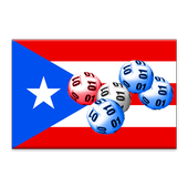Puerto Rico winning numbers icon