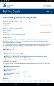 LR Energy Training Academy screenshot 7