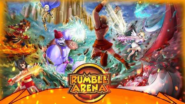 Rumble Arena: Super Smash Legends apk screenshot