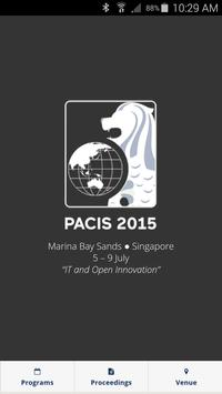 PACIS 2015 poster