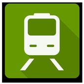 Train Timetable Italy icon