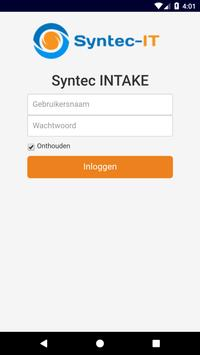 Syntec Occasions Inname apk screenshot