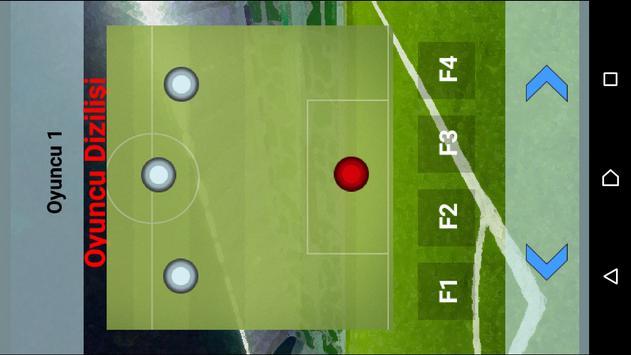 Parmak Futbol Ülkeler apk screenshot