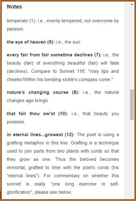 sonnet 1 shakespeare analysis