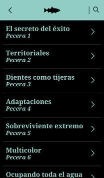Acuario Explora apk screenshot