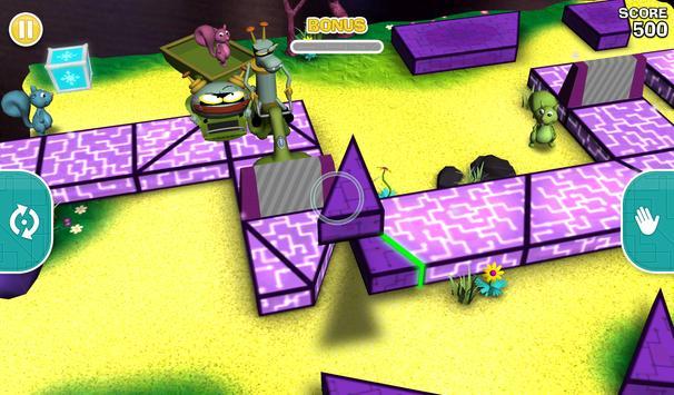 CyberChase Shape Quest! apk screenshot