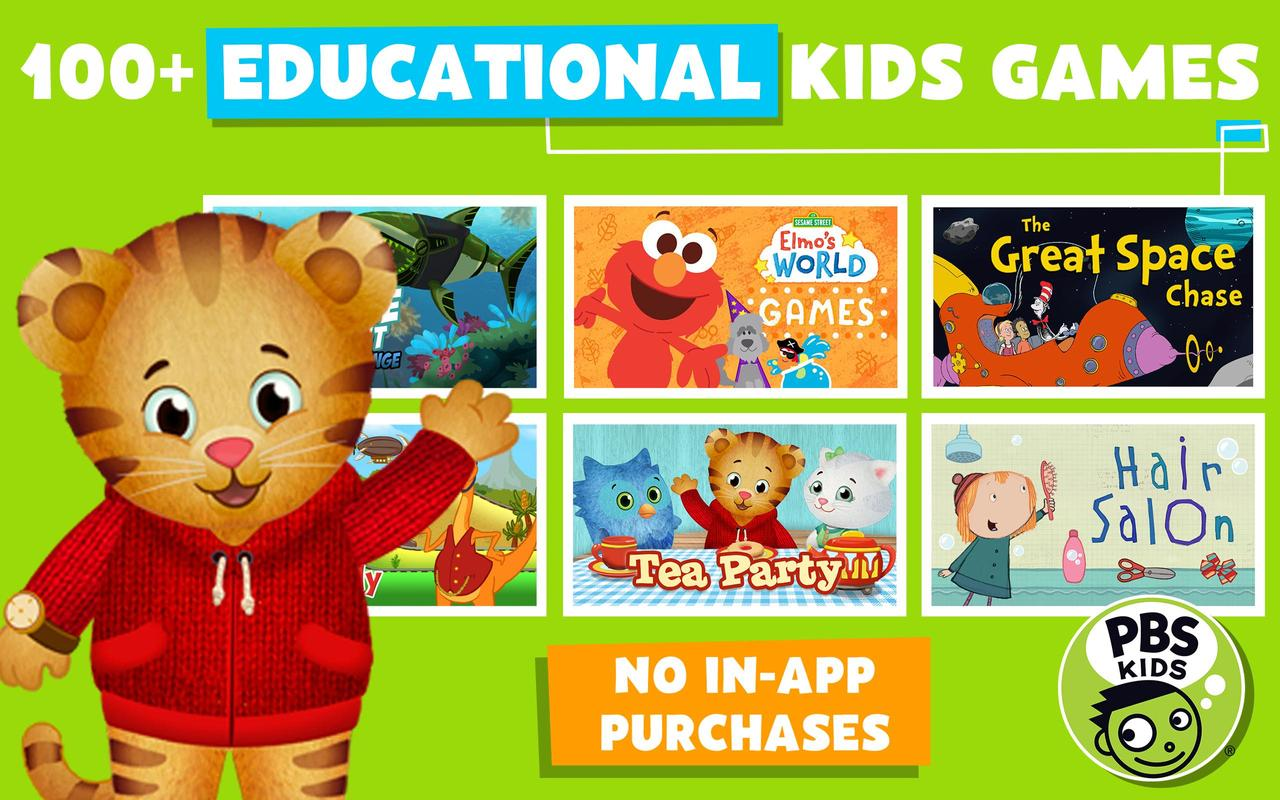 PBS KIDS Games APK Download - Free Educational GAME for ...