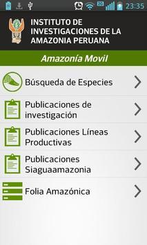 Amazonía Móvil apk screenshot