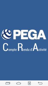 Pega CRA poster