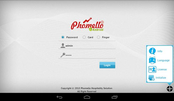 Phomello Android apk screenshot