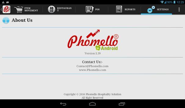 Phomello Android screenshot 4
