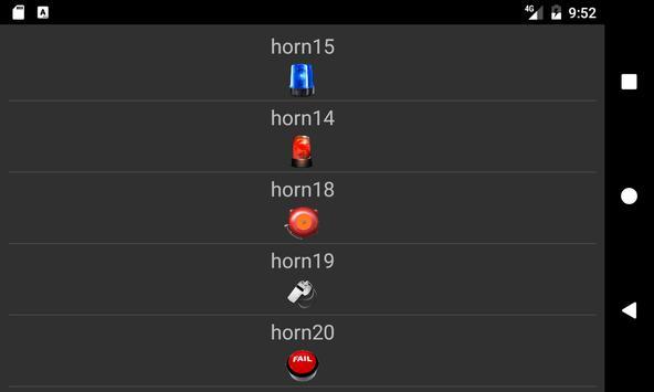 Real Air Horn Sounds screenshot 4