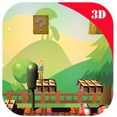 Marrio World 3D - New Adventures 2018 icon
