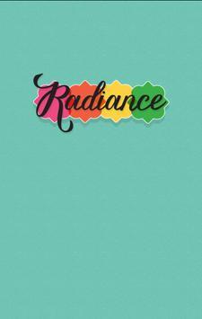 Phi Mu Radiance poster