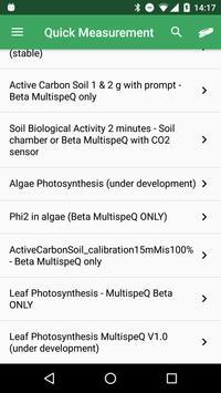 PhotosynQ apk screenshot