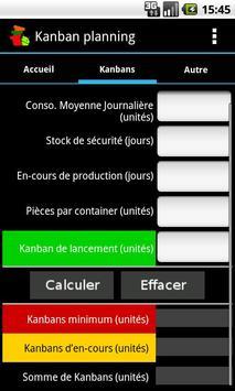 Kanban planning apk screenshot
