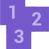 123 Memory icon