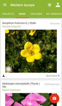 PlantNet 植物识别 海報
