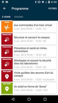 Portes Ouvertes EPFL 2016 apk screenshot