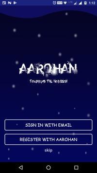 Aarohan 2018 screenshot 1