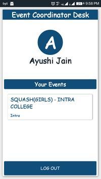 Coordinator Aarohan apk screenshot