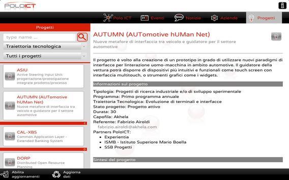Polo ICT apk screenshot